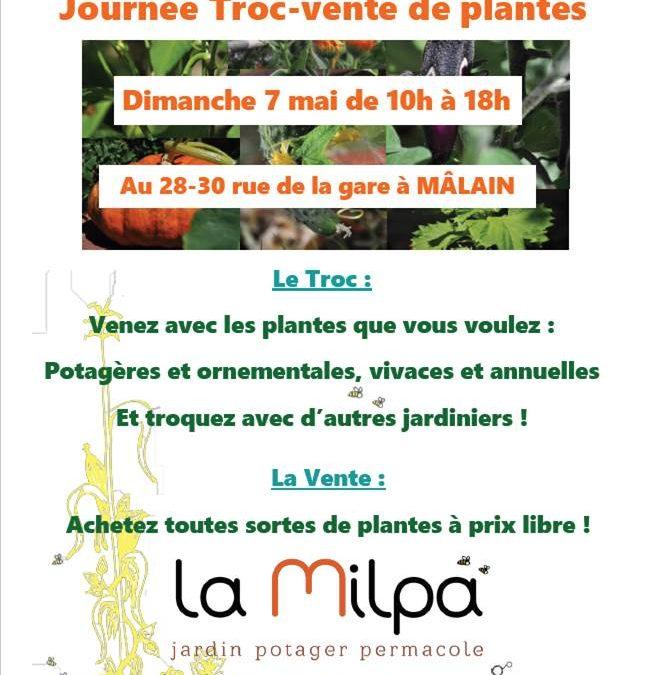 Journée Troc-vente de plantes