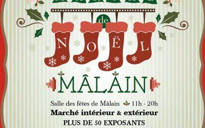 Marché de Noël – Samedi 9 décembre