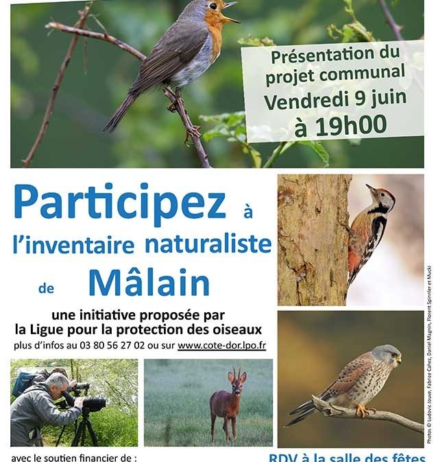 Inventaire de la biodiversité communale