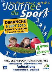 Journée du Sport – Saint-Victor-sur-Ouche