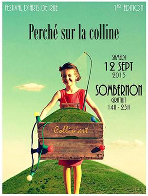 Festival Perché sur la Colline à Sombernon