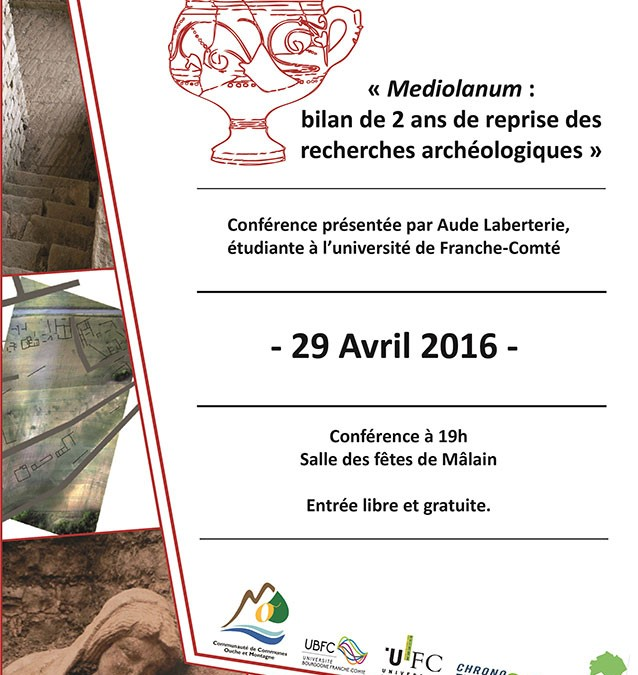 Conférence sur mediolanum
