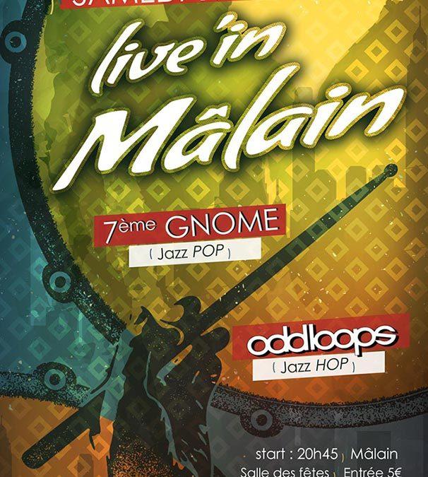 Live 'in Mâlain