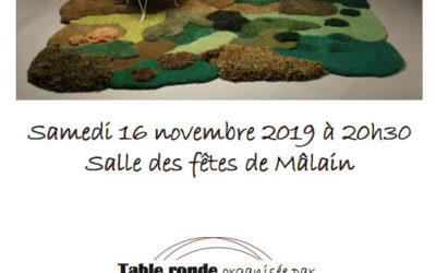 Conférence-débat : l'enjeu de la ré-appropriation foncière à l'échelle territoriale