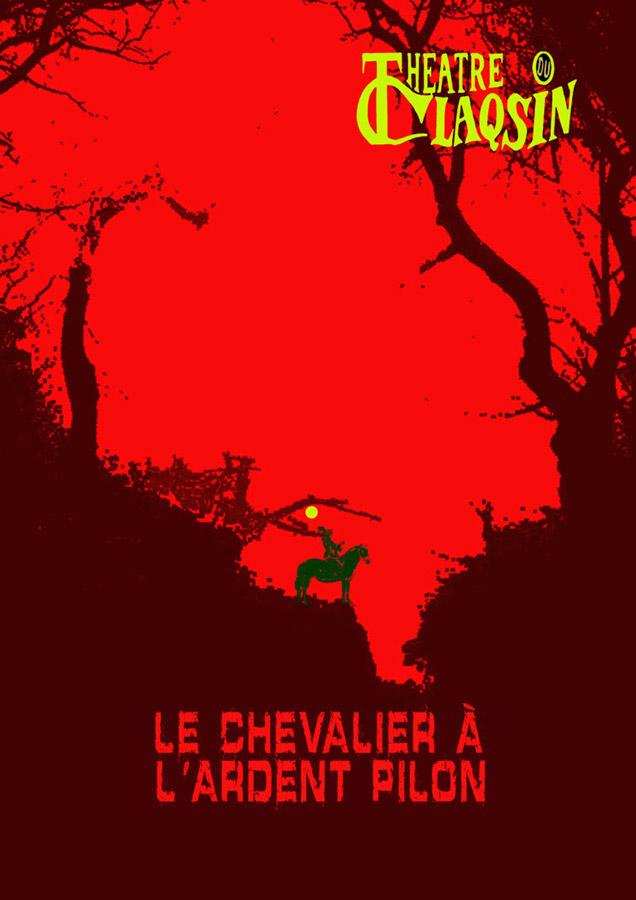 Affiche-Claqsin-Le-chevalier