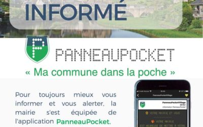 Application Panneau Pocket : Mâlain