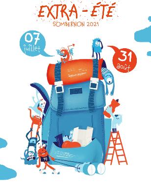 Vacances d'été : programme d'activités 3-11 ans